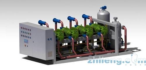 制冷机组安装环境多重要?做好这4点就够了!