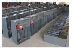 暖通空调系统中防火阀的设置问题你都知道吗?
