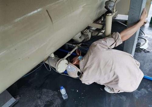 夏季冷水机的常见故障以及解决办法