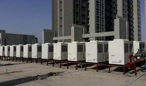风口还在!上半年18亿元的采暖设备采购,热泵仍为首选