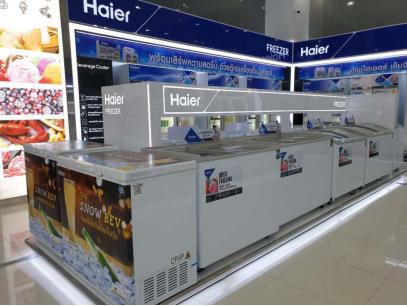 泰国家电行业下行!海尔冷柜增幅116%