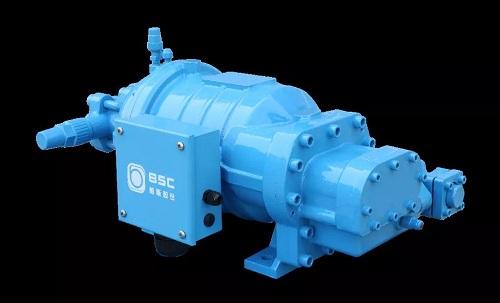 鲍斯低温螺杆制冷压缩机新产品系列上线