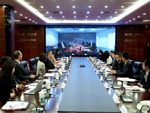丹佛斯宣布在南京建立硅动力工厂,专注于功率模块业务